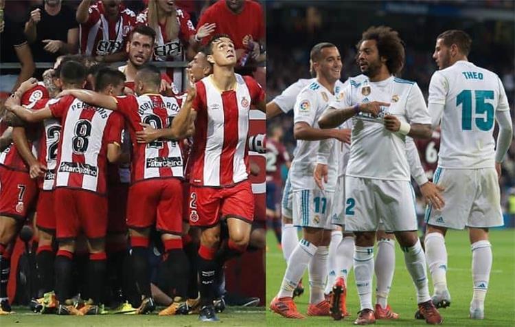 موعد مباراة ريال مدريد ضد جيرونا والقنوات الناقلة للمباراة