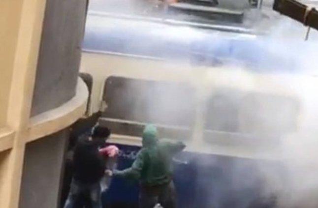 """حريق هائل في """"ترام الإسكندرية"""" منذ قليل.. وبيان رسمي يكشف حجم الخسائر الفادحة"""