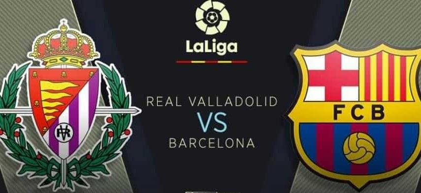 موعد مباراة برشلونة ضد فالادوليد والقنوات الناقلة للمباراة