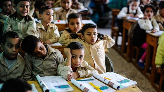 """اعتماد الخريطة الزمنية للفصل الدراسي الثاني 2019 في جميع مدارس مصر .. """"96 يوم دراسي فعلي """""""