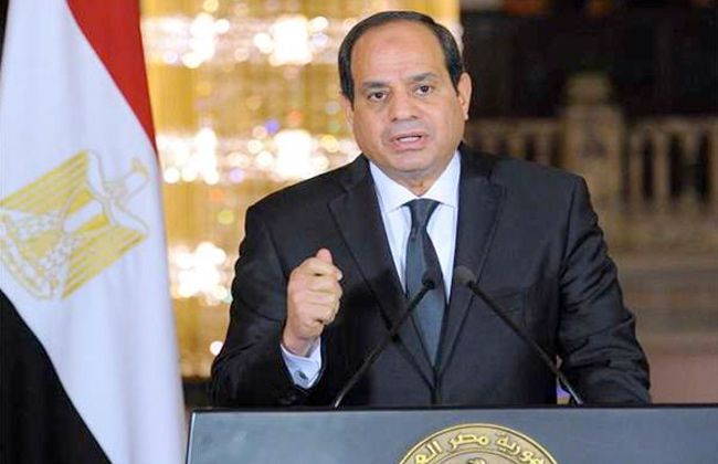 بالفيديو| السيسي: الدول لا تبنى بالدلع.. والمصريين غيروا في يناير ويقدروا يغيروا تاني