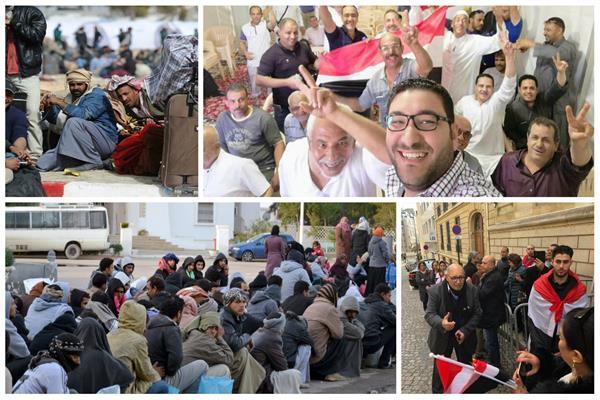 رسميًا| ليبيا: نحتاج 2 مليون صنايعي مصري بمرتب 2500 جنيه في اليوم لإعادة الإعمار.. وشعبة إلحاق العمالة بالخارج تعلق