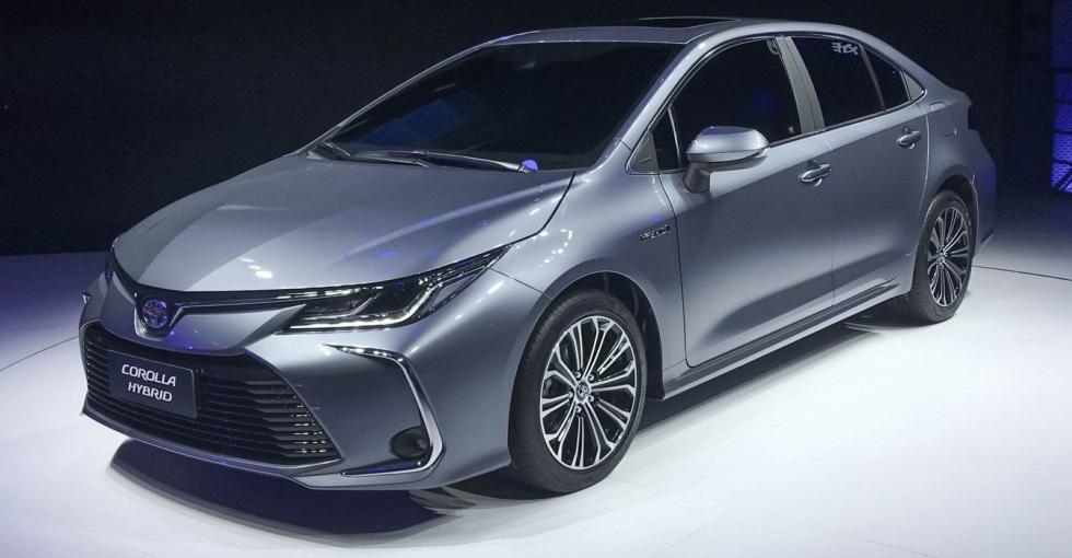 """وصول """"تويوتا كورولا 2020″الجديدة إلى السعودية+ معلومات Toyota Corolla"""