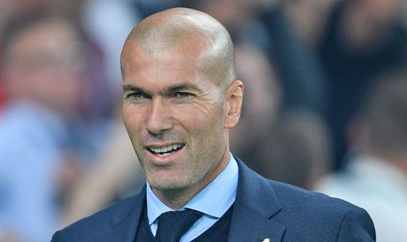 مقابل 50 مليون يورو..زيدان يبرم صفقته الأولى بعد عودته للريال