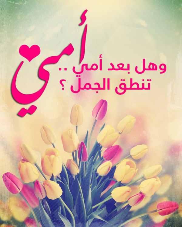 أجمل رسائل وصور عيد الأم وكلمات الحب من القلب لأغلى أم 9