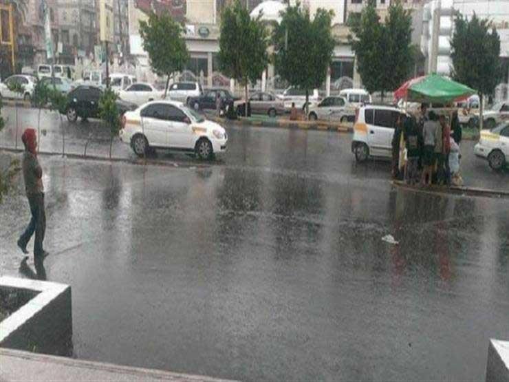 الارصاد: رياح وعواصف مع انخفاض ملحوظ فى درجات الحرارة و أمطار غزيرة ورعدية تصل إلى حد السيول لمدة 72 ساعة