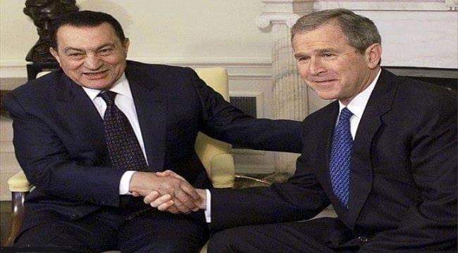 """مصطفى الفقي: مبارك كان يتعمد استفزاز بوش الابن بـ«سلم لي على أبوك»..""""ولما عرف إنها بتضايقه صمم يقولها كل مرة"""""""