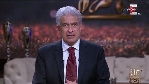 فيديو| وائل الإبراشي يرد على مهاجمي محمد صلاح
