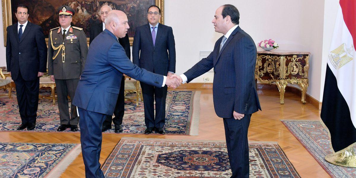 أول تصريحات كامل الوزير بعد توليه منصب وزير النقل