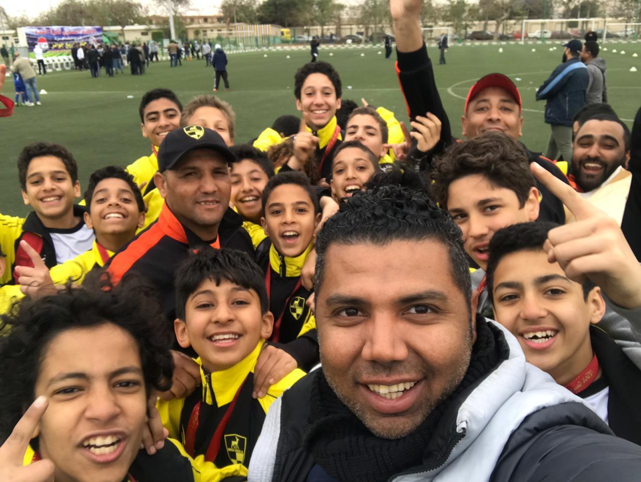 أبو مسلم يقود وادي دجلة 2006 للفوز بأول الدوري دون أي هزيمة في الدور الثاني 5