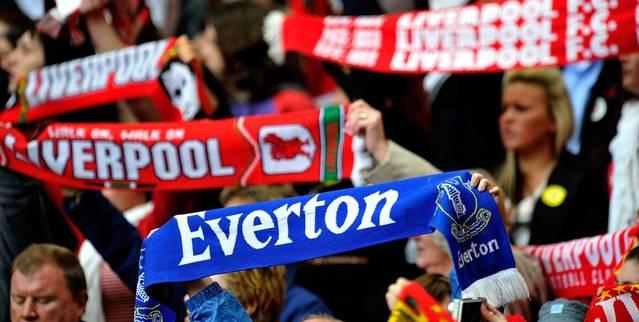 موعد مباراة إيفرتون ضد ليفربول والقنوات الناقلة للمباراة