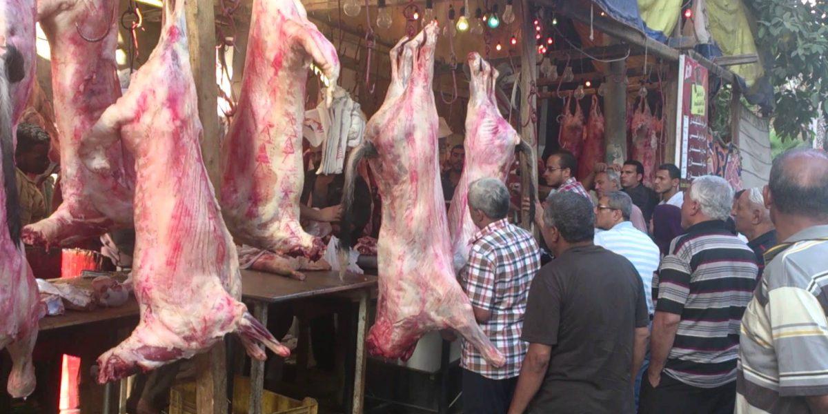 أسعار اللحوم البلدي والضأن والكندوز والبتلو اليوم الأحد