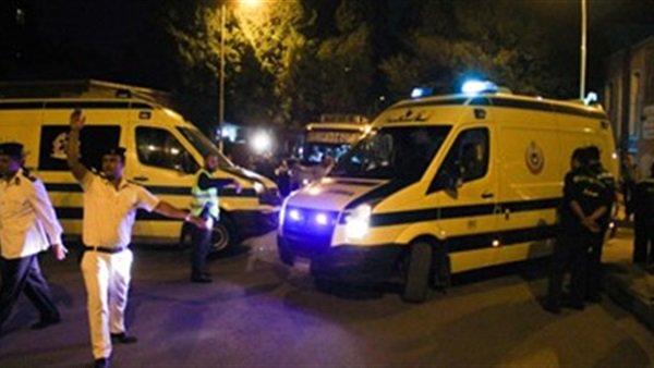 إصابة 3 أمناء شرطة بقسم الدخيلة منذ قليل في حادث أليم.. والداخلية تكشف التفاصيل