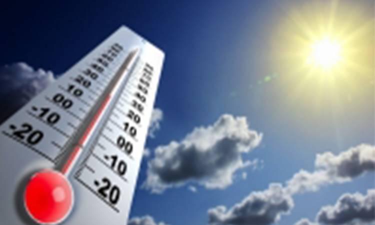 الأرصاد الجوية تحذر المواطنين طقس الغد شديد الحرارة