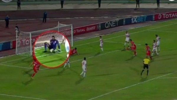 إيقاف مخرجة مباراة الزمالك وحسنية أغادير المغربي وحقيقة إعادة المباراة