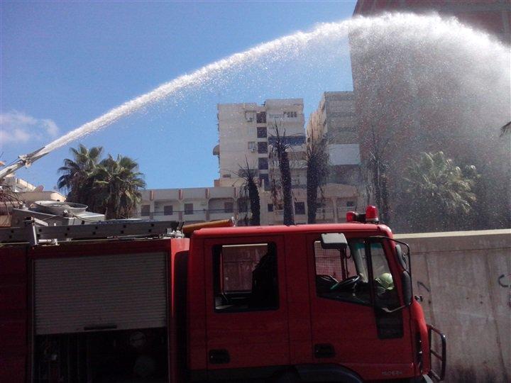 نشوب حريق هائل بمصنع بلاستيك بالإسكندرية والسيطرة عليه.. والداخلية تكشف التفاصيل وحجم الخسائر