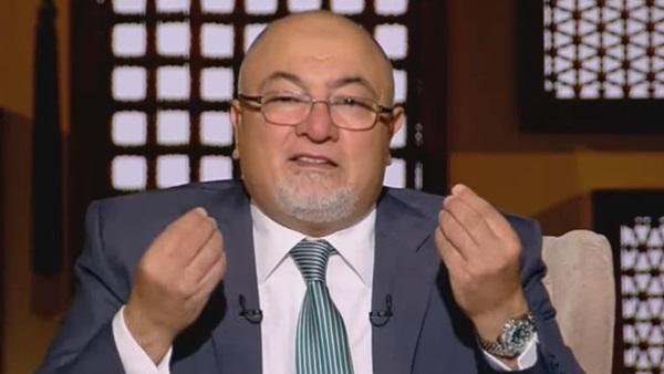 بالفيديو| تعليق الشيخ خالد الجندي على ما فعله عائض القرني