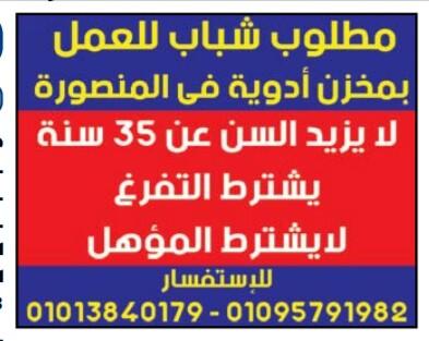 إعلانات وظائف جريدة الوسيط الأسبوعي 16