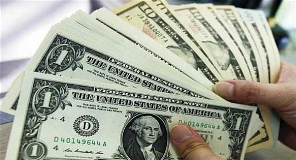 الدولار يواصل هبوطه أمام الجنيه في منتصف تعاملات اليوم