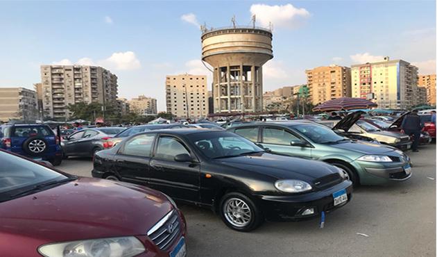 """ركود تام في المبيعات وانخفاض كبير في أسعار السيارات المستعملة بسوق مدينة نصر.. تعرف على الأسعار """"لجميع الماركات والموديلات"""""""