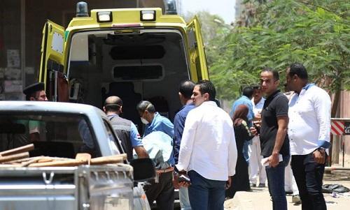 بالفيديو  التصريحات الأولى لقاتل إمام المسجد بالجيزة أثناء صلاة الجمعة في السجود وأول تعليق رسمي للأوقاف