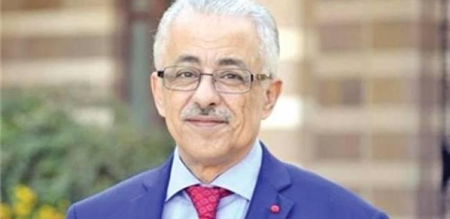 وزير التربية والتعليم: «الرئيس السيسى» صاحب فكرة تصنيع التابلت بأيدي المصريين