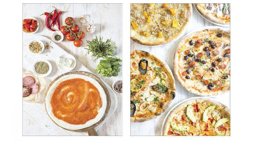 طريقة عمل البيتزا في البيت 2