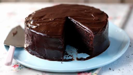 وصفة كيك الشوكولاته السهلة السريعه