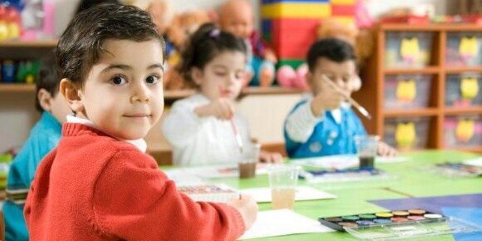 سن القبول في رياض الاطفال 2019