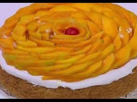 طريقة عمل الكنافة بالمانجو من أشهى حلويات رمضان