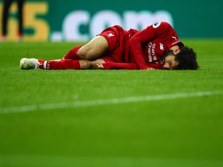 """مفاجأة جديدة بشأن """"إصابة صلاح"""".. ومصادر مقربة من ليفربول تكشف موقف اللاعب من مباراة برشلونة"""