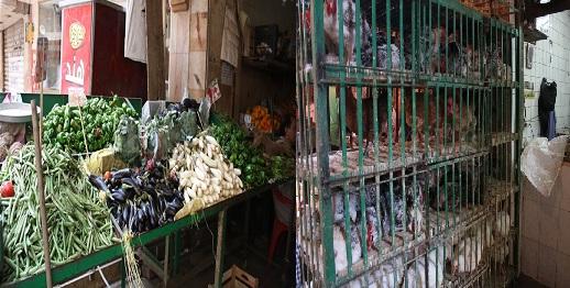 قبل ساعات من رمضان.. ارتفاع أسعار الدواجن 4 جنيهات وبعض الخضراوات تقفز لـ10 جنيهات (فيديو )