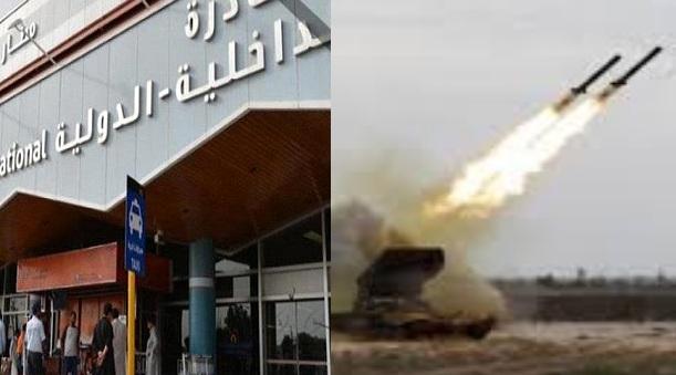 """عاجل """"بالفيديو""""  ننشر اللقطات الأولى لانفجار مطار أبها السعودي بعد استهدافه بصاروخ حوثي وعدد الضحايا"""
