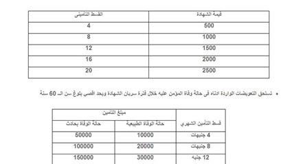 تبدأ من«500 جنيه».. البنك الأهلي يطرح شهادات استثمارية بمزايا كبيرة منها شهادة أمان المصريين.. إليكم التفاصيل 5