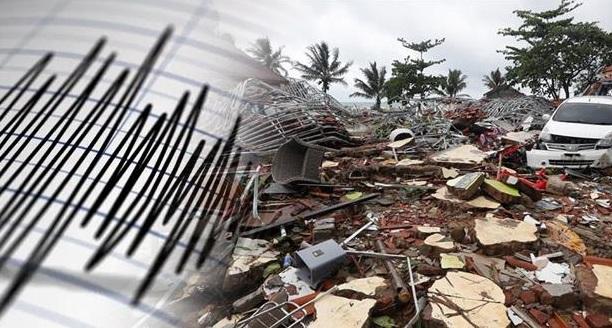 زلزال مدمر بقوة 7.4 ريختر وآخر بقوة 6.1 درجات يضرب دولتين أجنبيتين وتحذيرات من موجات تسونامي خطرة