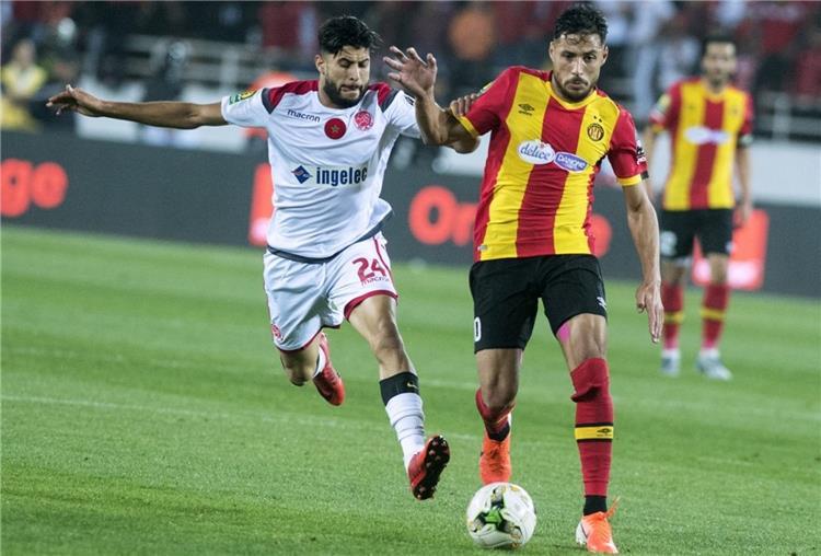لقاء الترجي التونسي والوداد المغربي في نهائي دوري الأبطال…وحدثت مفاجأة من جانب الوداد