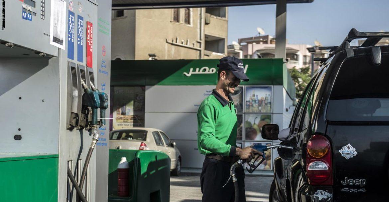 نفي شائعة ارتفاع اسعار البنزين