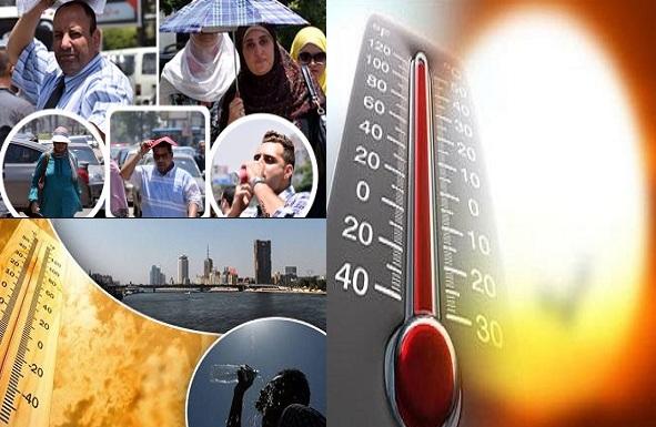 """الأرصاد تحذر من تقلبات في حالة الطقس بدايةً من الغد """"رياح ورطوبة 90% وارتفاع في الحرارة"""""""