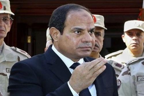 """عاجل """"بالفيديو"""".. السيسي يوجه رسالة هامة للشعب المصري منذ قليل """"مكنشي قدامنا حل تاني غير كدا"""""""