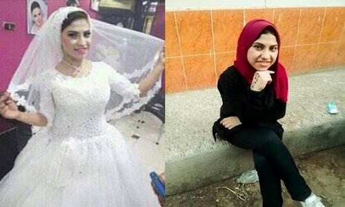 """بالفيديو والصور"""".. الكشف عن أسرار مقتل منار عروسة المنوفية في الصباحية وآخر ظهور لها قبل مقتلها"""