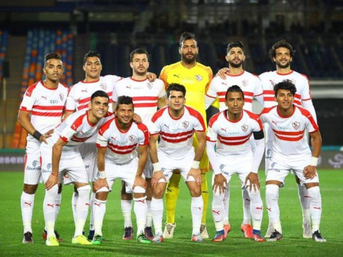 موعد مباراة الزمالك والاتحاد السكندري في الدوري المصري 2021 الأسبوع الثاني عشر