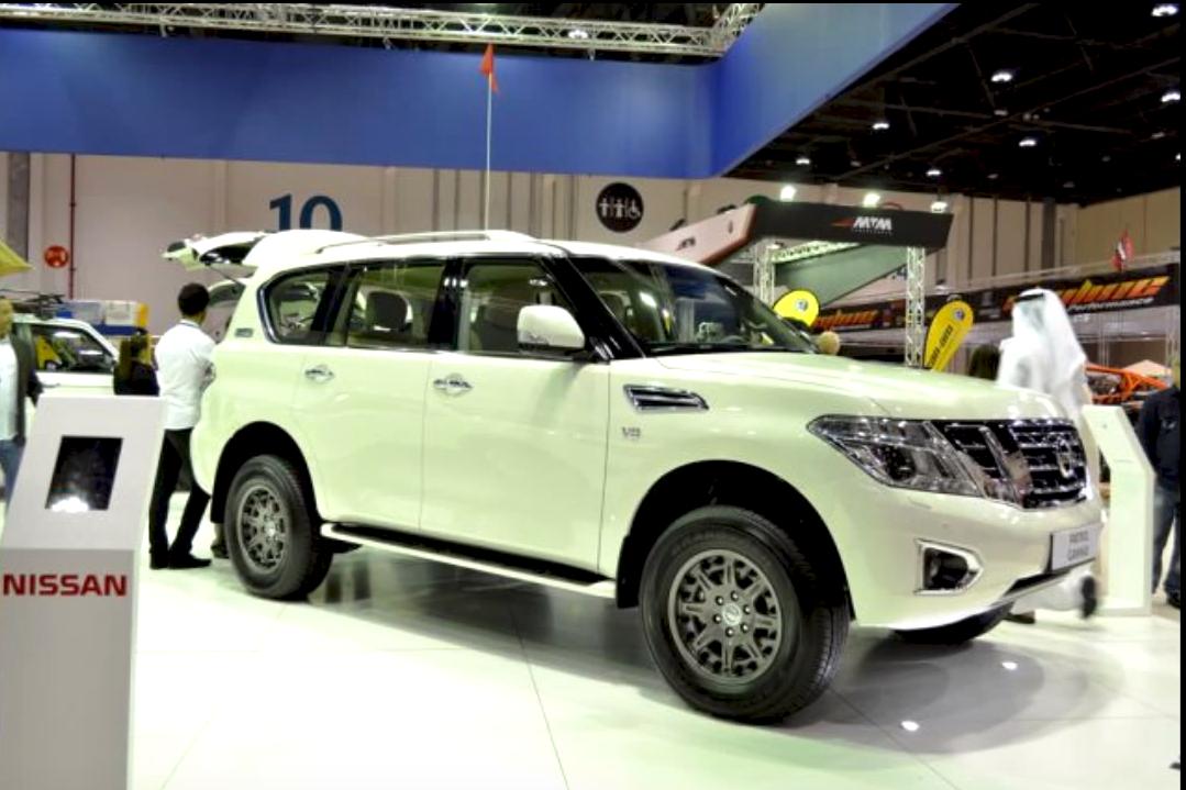 "مواصفات وسعر ومميزات نيسان باترول ""Nissan patrol"" 2020 3"