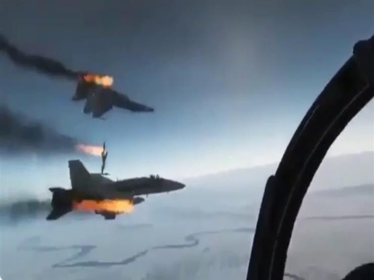 تصادم طائرتين حربيتين منذ قليل وبيان من وزارة الدفاع القطرية بالتفاصيل الأولية