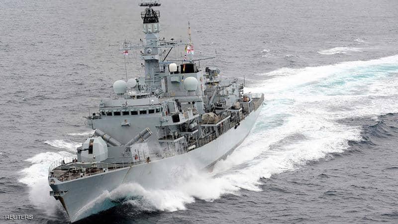 تشكيل قوة بحرية بقيادة أوربيه رداً على القرصنة الإيرانية