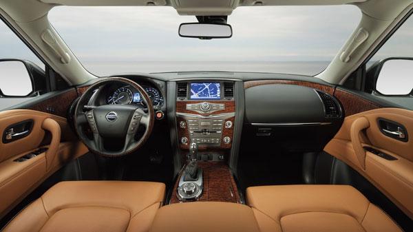 "مواصفات وسعر ومميزات نيسان باترول ""Nissan patrol"" 2020 1"