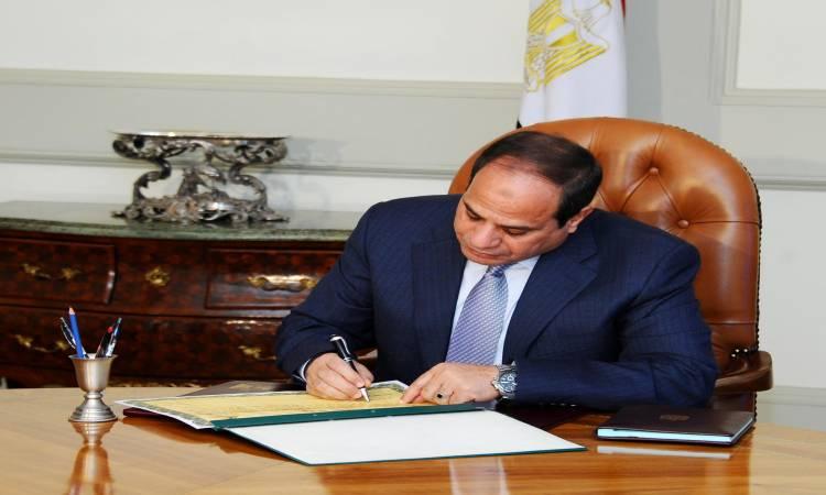 """""""بالأسماء والمستندات"""" قرار جمهوري منذ قليل بتخصيص 47 جزيرة من أراضي الدولة للقوات المسلحة المصرية"""