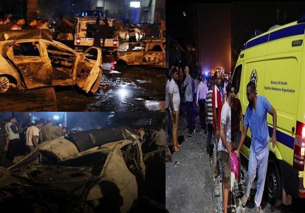 """عاجل """"بعد أقل من 12 ساعة من انفجار معهد الأورام"""" انفجار ثاني منذ قليل بالإسكندرية.. وحصيلة الانفجارين """"20 قتيل و35 مصاب"""""""