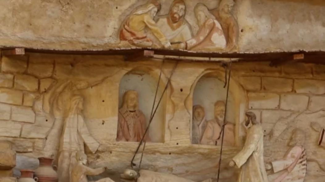 بولندي يجعل من أحد الأديرة في القاهرة تحفة فنية ومزاراً سياحياً 6