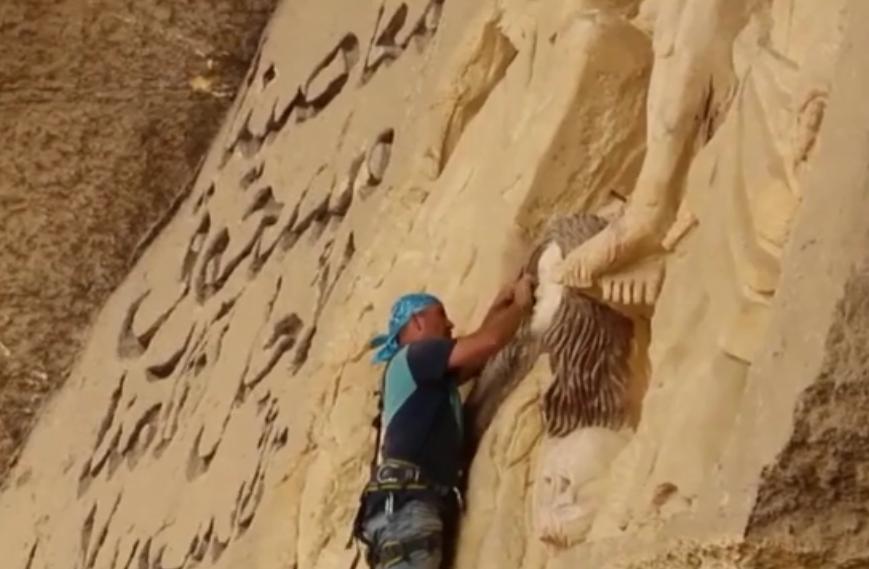 بولندي يجعل من أحد الأديرة في القاهرة تحفة فنية ومزاراً سياحياً 7