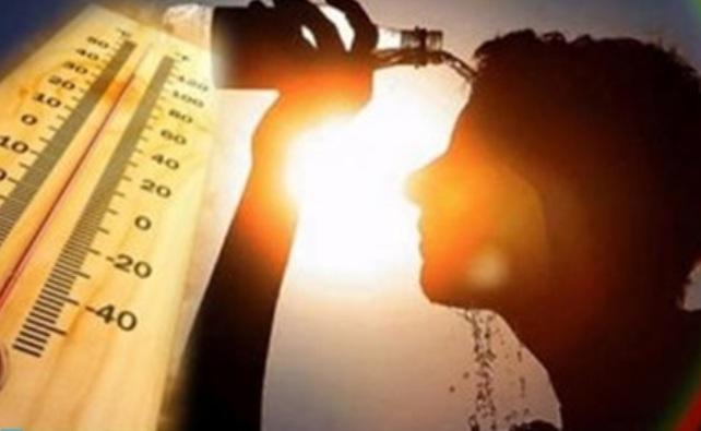 """""""خلال دقائق من الآن"""" الأرصاد تحذر من وصول درجات الحرارة إلى أعلى معدل لها """"والأطفال والمرضى ميخرجوش"""""""